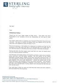 Rejection Letter Sle Uk 19 unique letter template to claim ppi images complete letter template