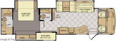 Fleetwood 5th Wheel Floor Plans New 2016 Fleetwood Bounder