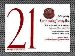 21st birthday invitations 365greetings com