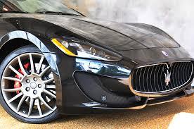 maserati granturismo 2014 convertible 2014 maserati granturismo sport black top auto magazine