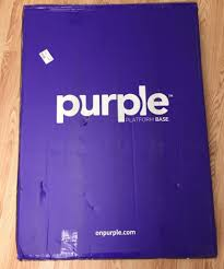 purple mattress reviews purple platform base review the sleep sherpa