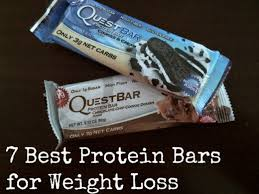 top nutrition bars 7 best protein bars for weight loss caloriebee