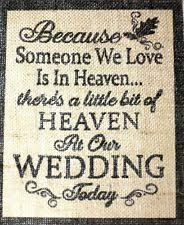 Country Wedding Sayings Best 25 Burlap Wedding Signs Ideas On Pinterest Country Diy