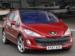 auto pezo peugeot 308 5 doors specs 2008 2009 2010 2011 2012 2013