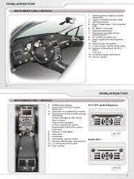 peugeot 407 owners manual 2007 tire diesel engine