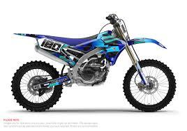 yamaha motocross bikes dirt bikes kit builder sledwraps