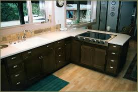 Alder Kitchen Cabinets by Dark Knotty Alder Kitchen Cabinets Home Design Ideas
