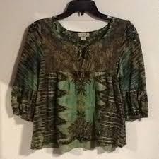women u0027s one world tops blouses on poshmark