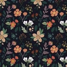 floral canvas print by avogler image 3864388 by bobbym on favim com