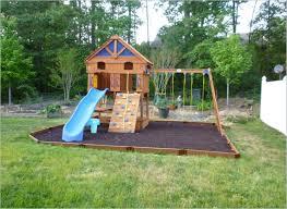playground ideas for backyard christmas lights decoration