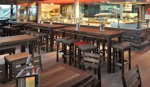 Restaurant Esszimmer Zweite Heimat Gastronomieeinrichtung Tischlerei Hansen 25746 Heide