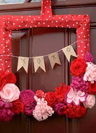 valentines day wreaths s day wreath tutorial teach craft