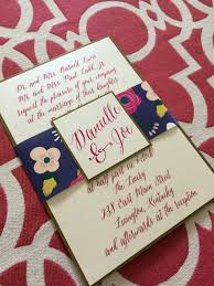 boho chic wedding invitation suite in jewel tones and modern