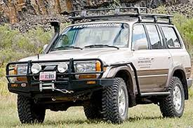 lexus lx450 arb deluxe bar toyota land cruiser 80 series 1990 1997 lexus