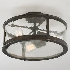 Outside Ceiling Light Fixtures Prairie Outdoor Ceiling Light Shades Of Light