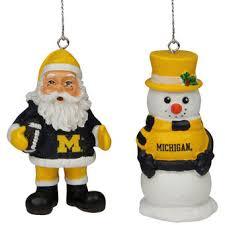 michigan wolverines ornament michigan christmas ornaments