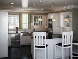 island shaped kitchen neutral wall paint color for modern kitchen