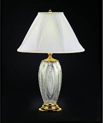 Waterford Table Lamps Waterford Lismore Table Lamps Better Lamps