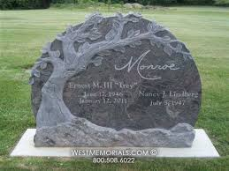 pictures of headstones 61 best cool headstone s images on cemetery