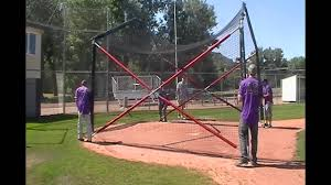 batco batting cages and baseball equipment youtube
