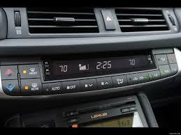 lexus hybrid ct200h interior 2012 lexus ct 200h interior wallpaper 31