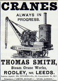 thomas smith and sons graces guide