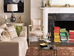 How To Decorate A Non Working Fireplace 15 Clever Ways To Decorate Your Non Working Fireplace Brit Co