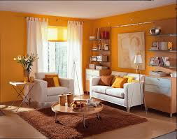 Yellow Livingroom by Small Living Room Color For Yellow Walls With Decorative Wall