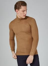 turtle neck sweaters toffee ribbed turtle neck sweater cardigans sweaters