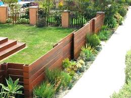 Front Garden Fence Ideas Garden Fencing Ideas Uk Techsolutionsql Club