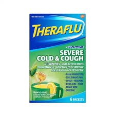 Headache Every Night Before Bed Theraflu Nighttime Severe Cold U0026 Cough Powder Honey Lemon
