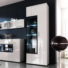 Wohnzimmerschrank Mit Vitrine Loftscape Standvitrine U2013 Für Ein Modernes Heim Home24