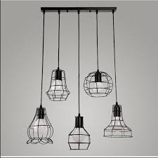 Wire Pendant Light New Edison Vintage Ceiling Light Pendant L Fixture Chandelier