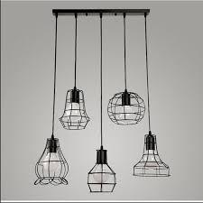 Wire Pendant Light New Edison Vintage Ceiling Light Pendant L Fixture Chandelier