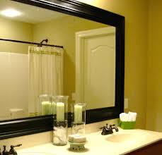 Modern Bathroom Mirror by Rustic Mirrors For Bathrooms U2013 Amlvideo Com