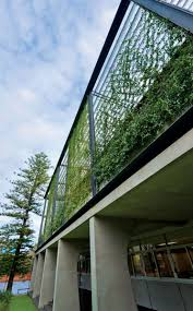 wire facade mesh stainless steel diamond mesh our lady of