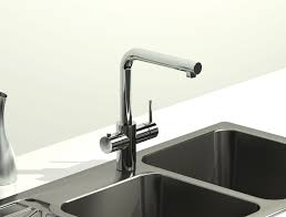 one kitchen faucet three in one kitchen faucet for residential pro