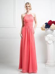halter bridesmaid dresses halter overlay bridesmaid dress sung boutique l a