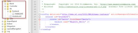 magento layout xml tutorial how to create a simple module in magento 2 0