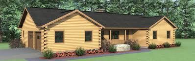 ranch log home floor plans the brewster log home floor plans nh custom log homes gooch