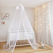 Bed Canopy Uk White Bed Canopy Insect Protection For Babies And Cots Easy To