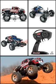 traxxas monster jam trucks traxxas stampede 1 10 2wd 2ch 2 4ghz rtr nitro rc monster truck