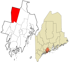 State Of Maine Map by Whitefield Maine Wikipedia