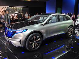 mercedes concept car mercedes benz eq concept previews new all electric models evo