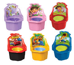 Potty Chairs 3 In 1 Potty Chair Select Character Baby N Toddler