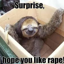 Sloth Asthma Meme - rmx sloth by nidus meme center