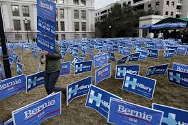 Hillary Clintons House Sanders Supporters May Soon Have To Choose Between Clinton And