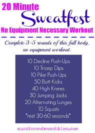 Bedroom Workout No Equipment Try This 20 Minute No Equipment Needed Workout This Is A Great