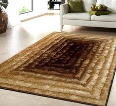 Brown Area Rugs Aja Mathieu Animesh Me