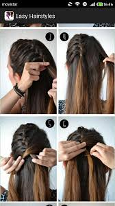 easy and simple hairstyles for school dailymotion easy step by step hairstyles for long hair hair color ideas and
